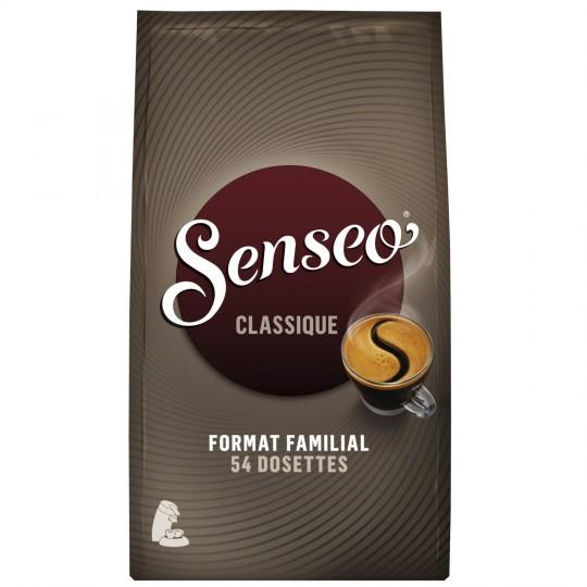 Café classique 375g - SENSEO - 54 dosettes