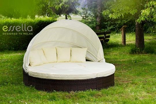 essella Sonneninsel - Sonneninseln vom Gartenmöbel Hersteller TOO-Design