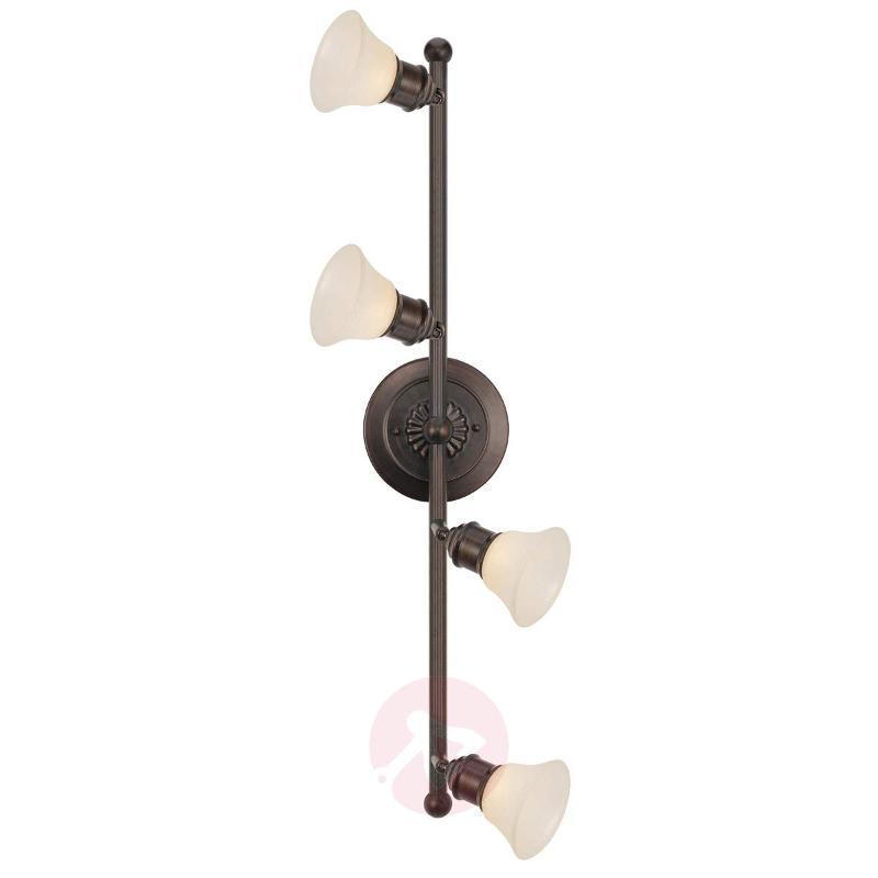 4-bulb, effective ceiling light Elma - Ceiling Lights