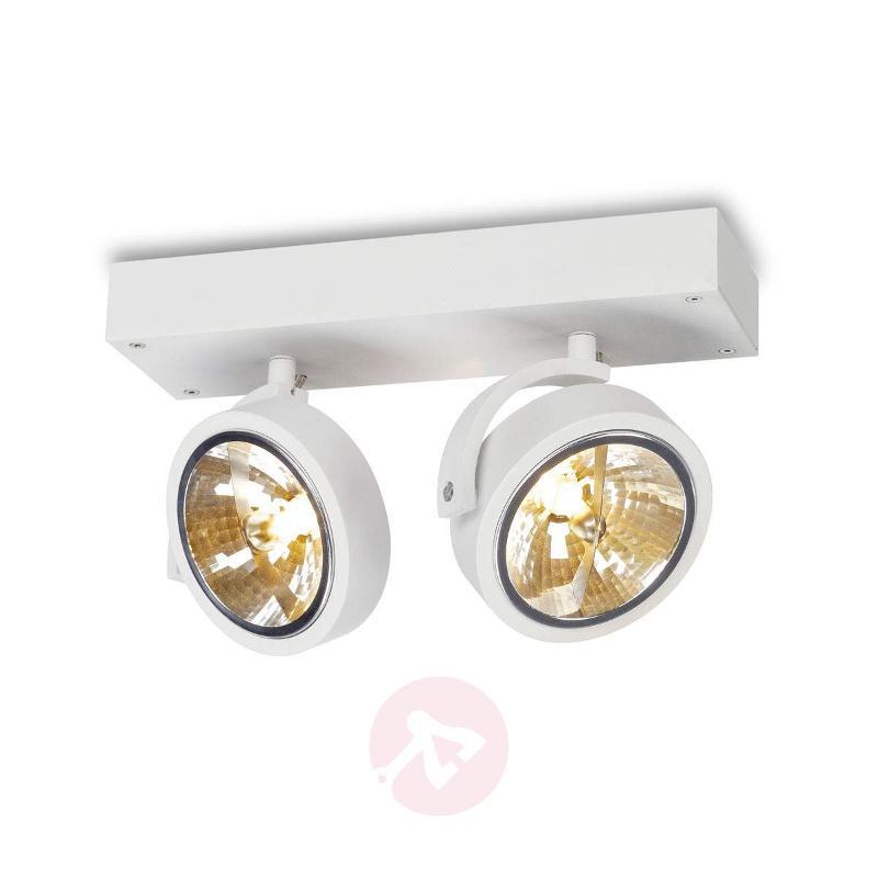White Kalu 2 ceiling light - Ceiling Lights