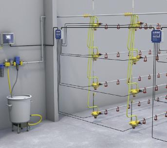 Automatic flush system - null