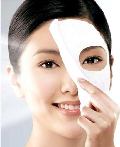 Tissu non tissé spunlace pour masque