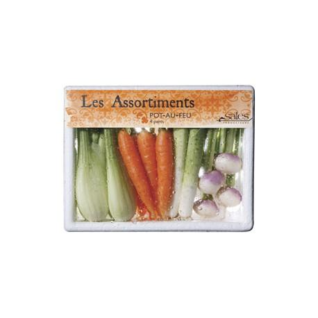 Mini assortiment de légumes Français - Rungis