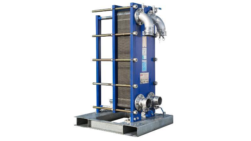 Industrie Wärmetauschern Mieten - Industrie Kälteanlagen Vermietung