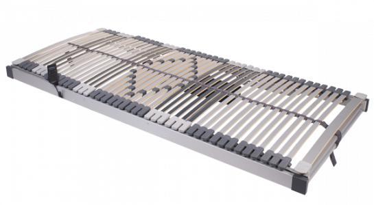 Lattenrost in Birkenschichtholz COMFORT - TRIOFLEX 7 ZONEN EL