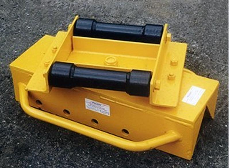 Hand Tools - Portable Rail-pulling / Pivoting Device