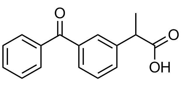 Ketoprofeno - Ketoprofeno; Ingrediente farmacéutico activo; EP, JP;CAS 22071-15-4