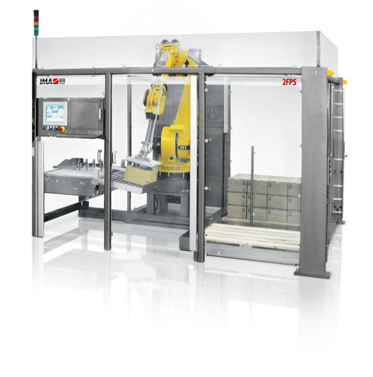 Palletising machine - Flex Palletizer