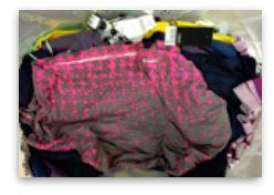 EXTRA T-SHIRT - Used clothes