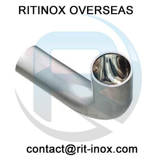 Inconel 718 5D Elbow -