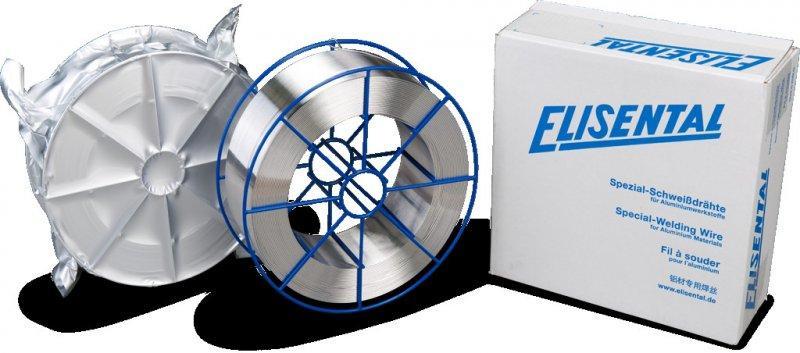 Alambre de soldadura de aluminio S Al 5754 - AlMg3 - Alambre de soldadura de aluminio S Al 5754 - AlMg3 DIN EN ISO 18273