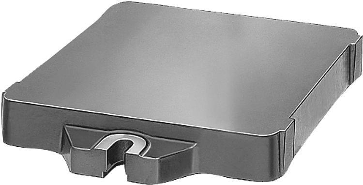 Socle évidé Fonte grise - Eléments de base