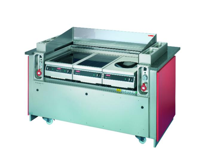 Airclaening system ACS - with side facings