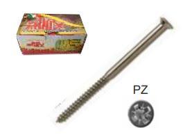 VTSP - Viti speciali 5.8 TSP croce PZ zincate per tasselli prolungati -V21040065 - null