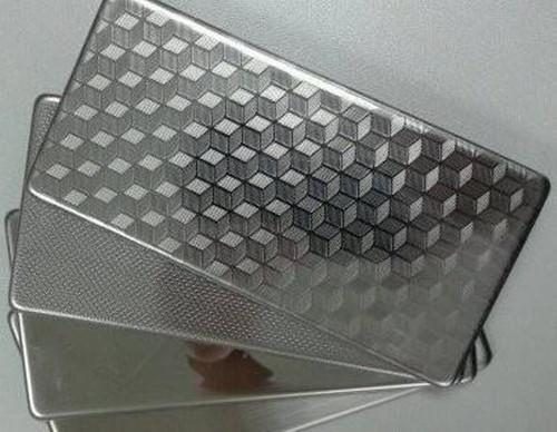 Stainless Steel Compositive Panel - Stainless Steel