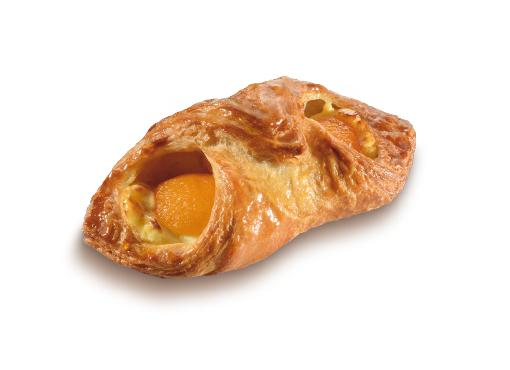 Apricot Danish - Sweet filled pastries