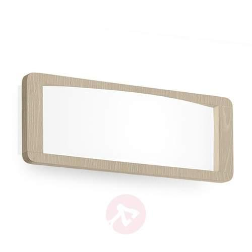 Solido wood wall light - Ceiling Lights
