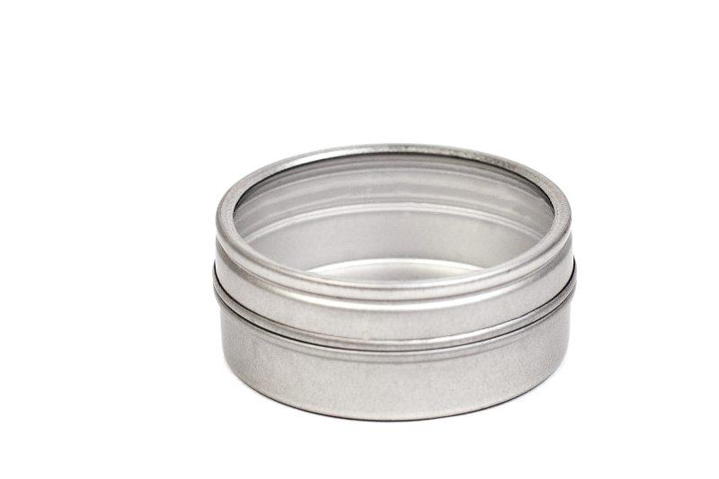 Herb tin box - different shapes and styles from stock available with individual finishing