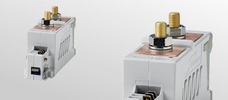 Single pole NO contactors for UPS applications - DC contactors C400/C600