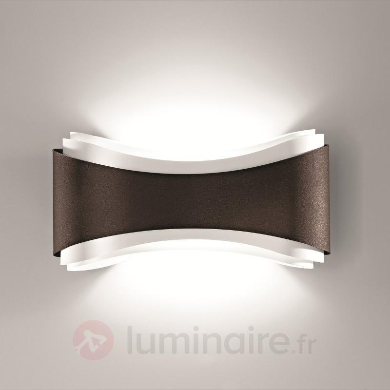 Applique design Ionica bronze - Appliques design