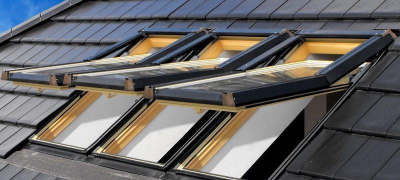 Roof windows  - Skylight