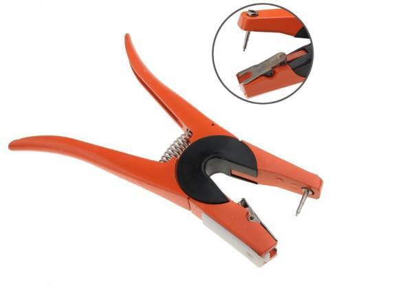 cattle/pig/sheep/goat ear tag piler/applicator - Ear tag piler/applicator for pig,sheep,cattle,horse in Veterinary farm