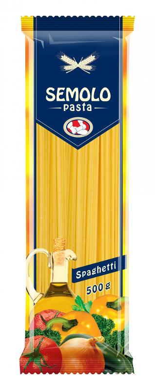 Wheat pasta - Semolo Spageti