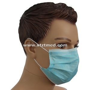 Masque facial 3-Ply Earloop -