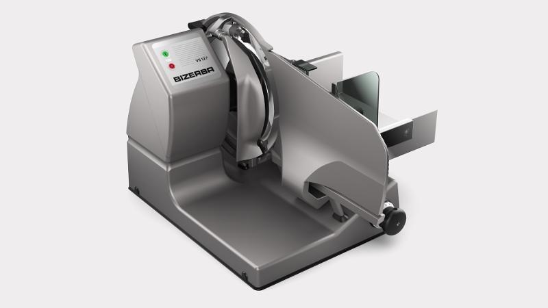 Manual vertical slicer VS12 F - Slicers