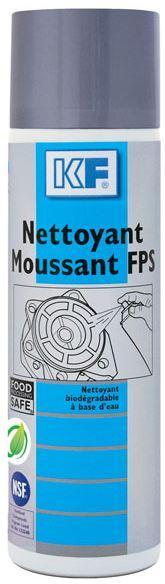 Nettoyants - Dégraissants - NETTOYANT MOUSSANT ECO FPS