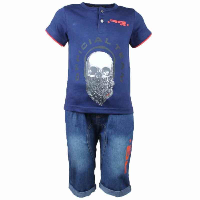 Wholesaler set of clothes kids licenced RG512 - Summer Set