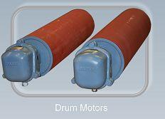 Drum motors - Belt Conveyor Accessories