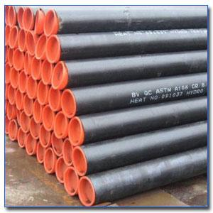 Carbon Steel ASTM A106 GR B Seamless IBR Pipes - Carbon Steel ASTM A106 GR B Seamless IBR Pipes stockist, supplier and exporter