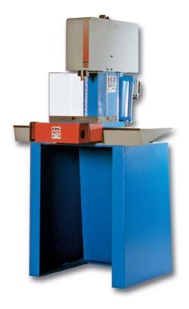 Machines : Pneumatic bench presses - 4,3T