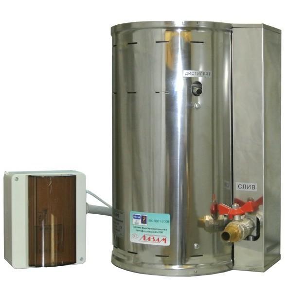 Аквадистиллятор медицинский электрический АЭ-5 -
