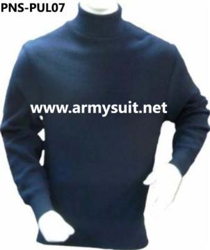 army pullover blue - PNS-PUL07