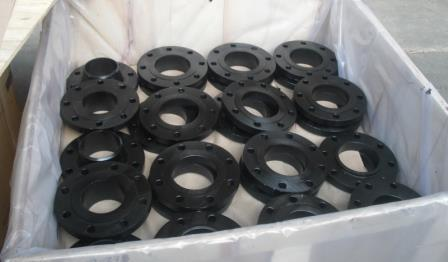 Carbon Steel Forged Flanges - Carbon Steel Forged Flanges Carbon Steel A105 Flanges Manufacturers and Exporter