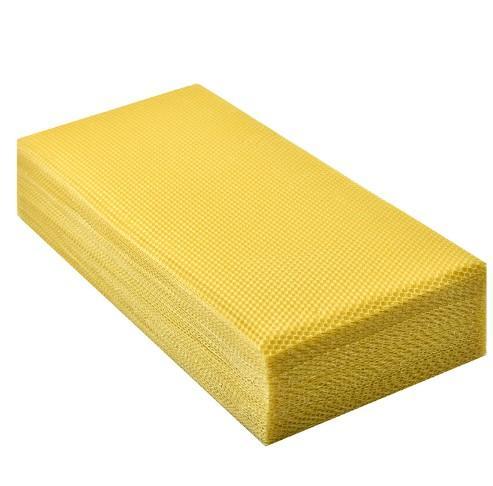 honey bee wax foundation sheets - Beekeeping Beeswax Foundation Sheet