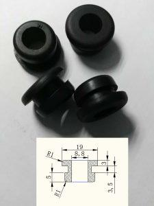 silicone rubber grommet - silicone bungs silicone rubber grommet plug for 1.5 1.6 plate grommet