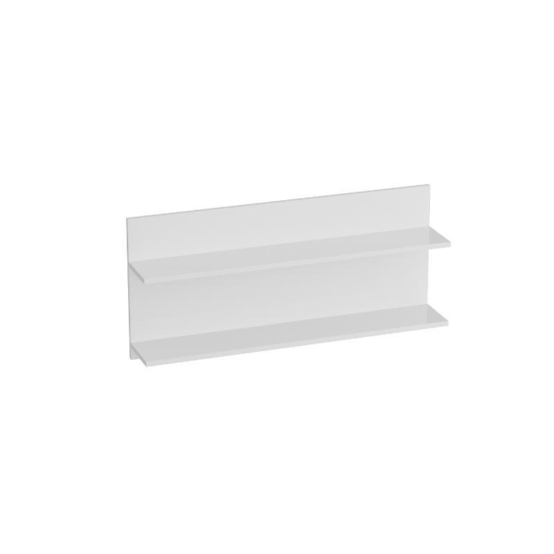 """Shelf """"Cologne"""" 980 White Alaska / White Gloss - Living room furniture"""