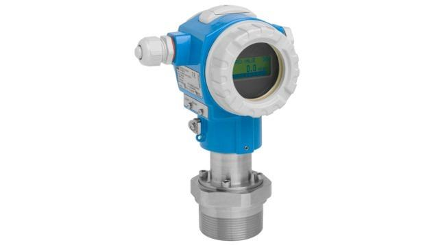 Pression absolue et relative Cerabar PMC71 -
