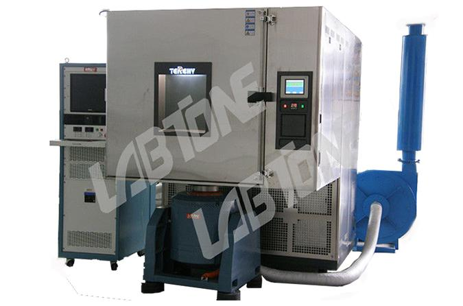 Vibration Temperature Humidity Test Chamber For Combined Environment Testing - Environmental Test System