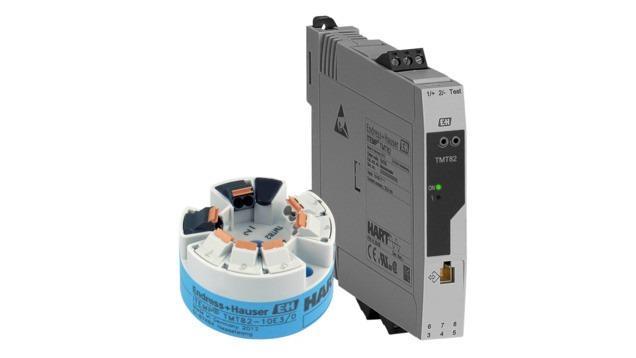 iTEMP TMT82 Temperature transmitter -
