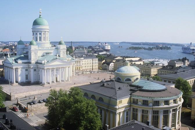 Helsinki Grand Tour - visite guidée de la ville