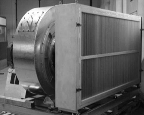 Spawane konstrukcje dla przemysłu HVAC