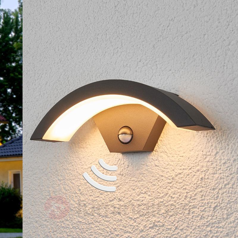 Applique d'extérieur LED à capteur Jule - Appliques d'extérieur avec détecteur