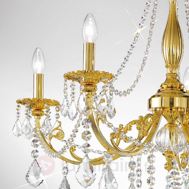 Lustre royal PISANI KRISTALL - Lustres en cristal
