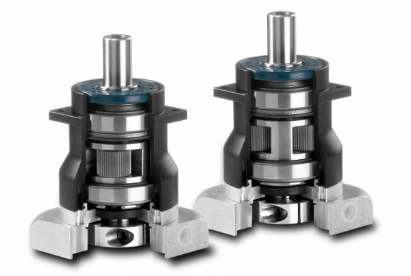 Planetary Gear - high rigidity - with helical toothing, tangential-clamping, high rigidity...