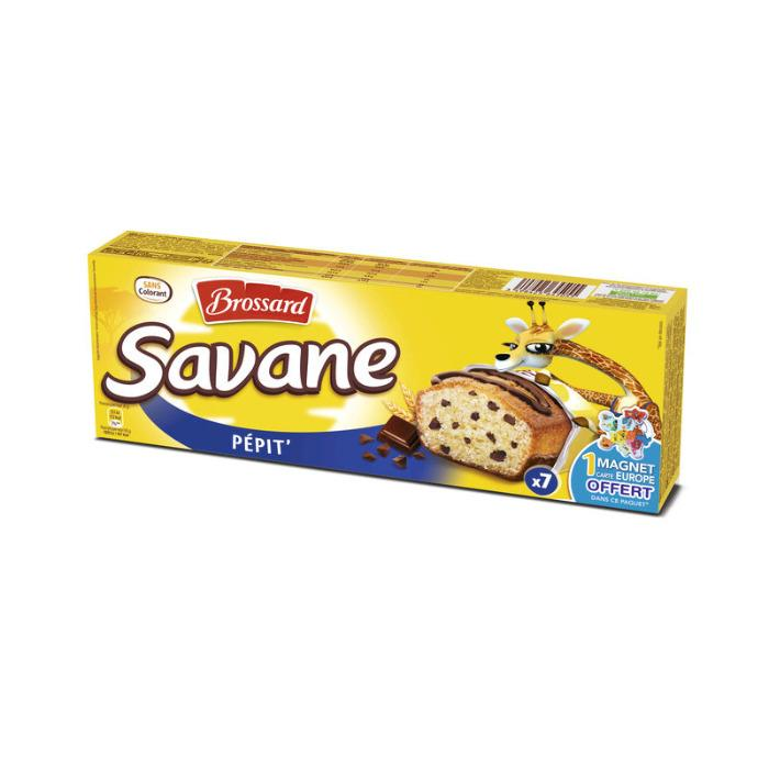 Savane Pepit' x7 210g - Brossard -