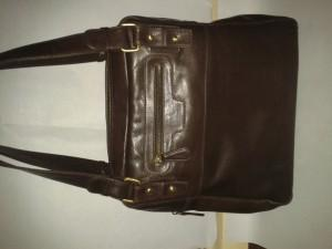 Ladies Bag in Leather -
